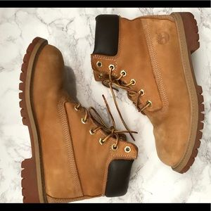 Timberland Boots | 6 in Classic Wheat